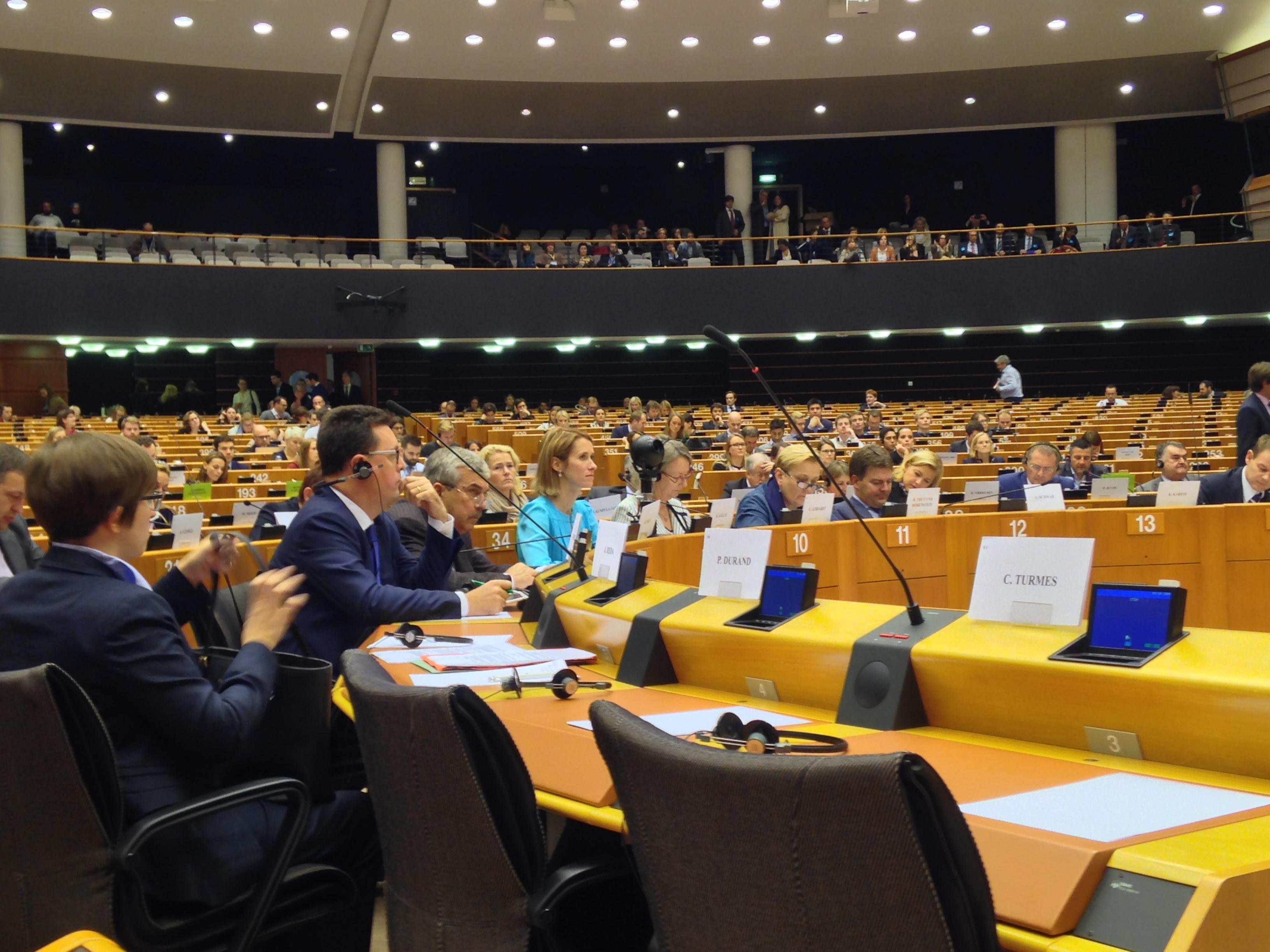 Digitaalse ühisturu raporti arutelu 13.10.15