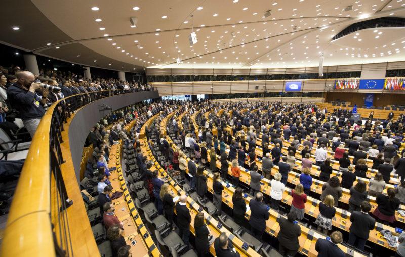 Vaikuseminut Euroopa Parlamendis