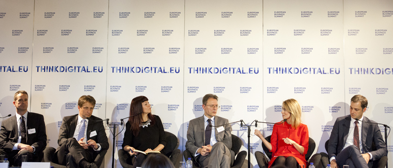 Think Digital Summitil novembris, teemaks Euroopa digitaalne tulevik.