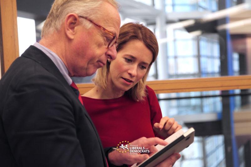 Ümarlaud president Ilvesega digitaalsete dividendide teemal, Strasbourg 02.02.2016