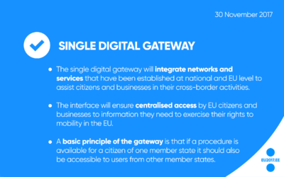 Single digital gateway